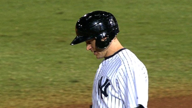In reaching Yanks, Adams sees work pay off