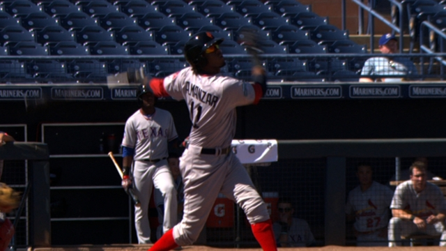 Brentz brings power to Red Sox's farm system