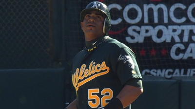 Cespedes runner-up in AL Rookie of Year voting