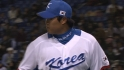 Ryu&#039;s three strong innings