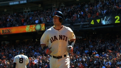 MVPosey: Giants catcher is NL's most valuable