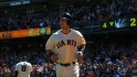 Posey wins 2012 NL MVP Award