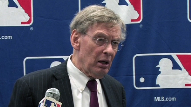 Selig creating a legacy of hope for all franchises