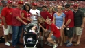 Baby Reesa Night at the Ballpark