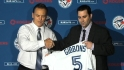Blue Jays introduce Gibbons