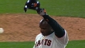 Bonds steals 500th career base