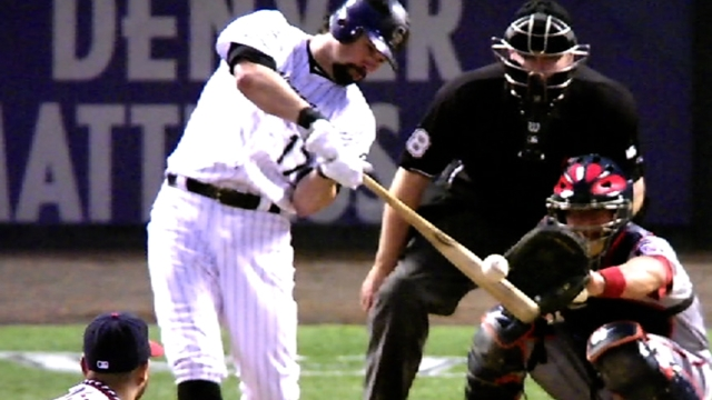 With hip on mend, Helton to return to Rox in 2013