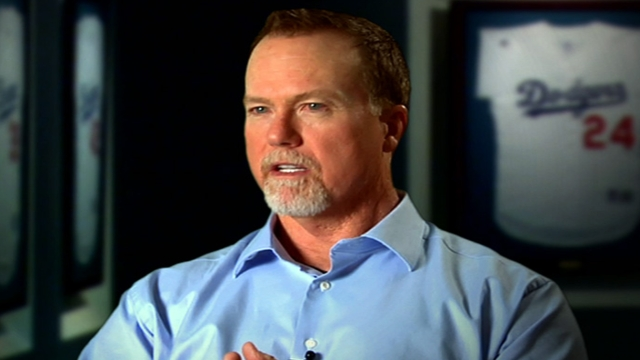 McGwire brings fresh approach to Dodgers