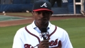 Upton on signing with Braves