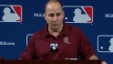 Cashman addresses A-Rod's injury