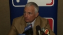 Collins on Dickey, Mets&#039; roster