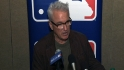Maddon on competitive division