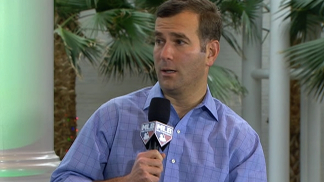 New GM Hahn set for fans' questions at SoxFest