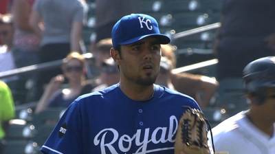 Soria strains chest muscle, delaying rehab progress
