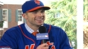 Wright chats with MLB.com