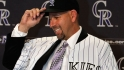 Weiss will motivate Rockies