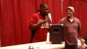 Dmitri Young at Redsfest