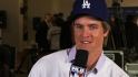 Greinke on joining the Dodgers