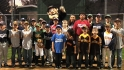 Little Padres Park rededication