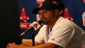 Victorino introduced at Fenway