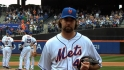 Dickey reflects on time in NY