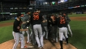 Orioles&#039; top moments in 2012