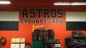 Astros Grounds Crew offseason