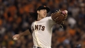 Haft on Lincecum&#039;s role in 2013