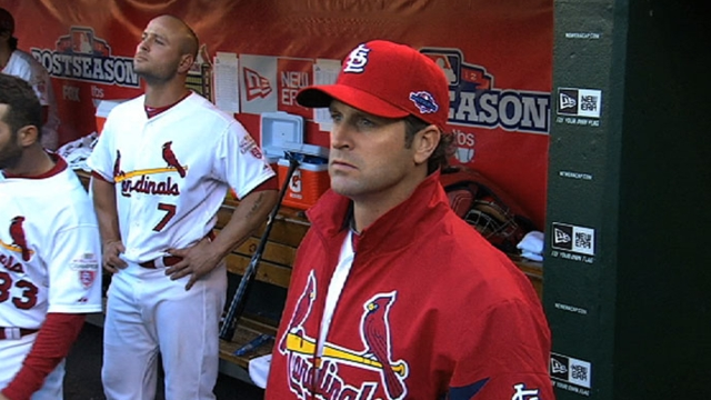 Quiet Cardinals are still an NL power