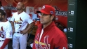 Langosch on Matheny's maturation