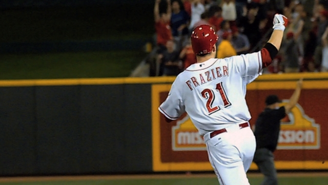 Corner topic: Votto, Frazier under scrutiny in Cincy
