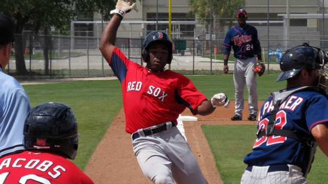 Top prospects taking part in Sox's Rookie Program