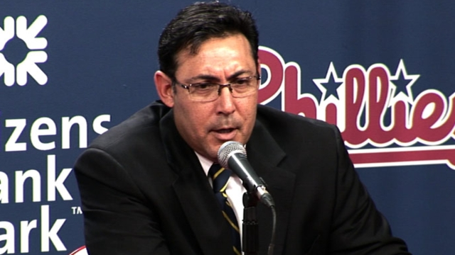Amaro: Smaller-scale deals 'essential' for Phillies