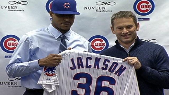 Inbox: Did the Cubs overspend on Jackson?