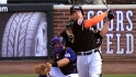 Stanton's longest homers of 2012