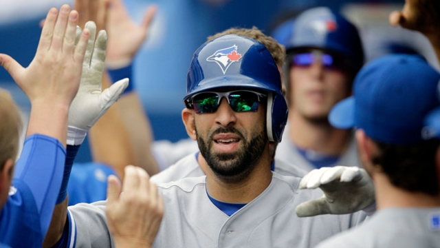 Bautista declares repaired left wrist fully healed