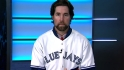 Dickey ready for Toronto