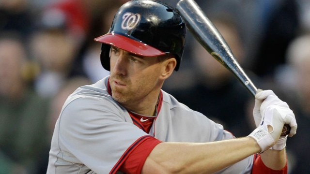 LaRoche: Davey a big reason for coming back