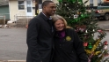 Granderson helps Sandy victims