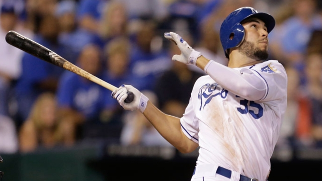 Upbeat Hosmer motivated to bounce back in 2013