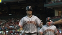 Posey makes most of 2012