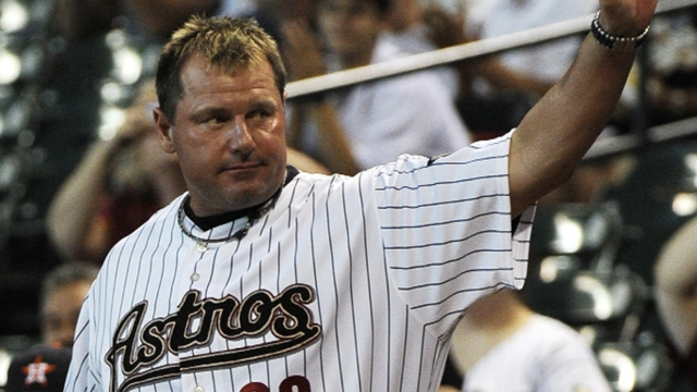 Clemens to be more involved with Astros in 2013