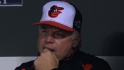 O&#039;s extend Showalter, Duquette