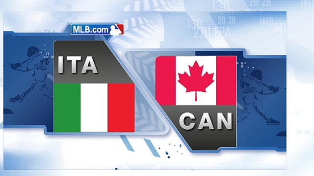 Grilli excited to contend for Team Italy again