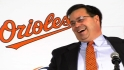O's lock up Duquette, Showalter