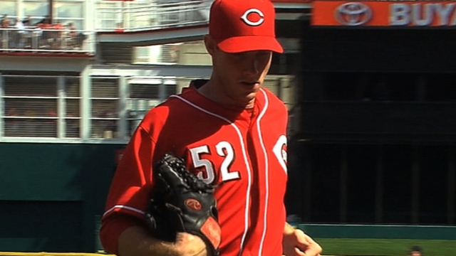 Reds to call up Cingrani for Thursday start vs. Miami