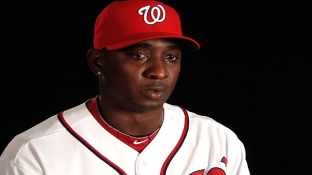 Soriano absent from Nats camp due to visa issue