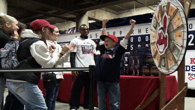Fan excitement is palpable at Tribe Fest