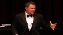 Chipper honored at BBWAA dinner