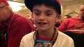 Young fan shares Musial memory